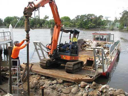 Pier Drilling