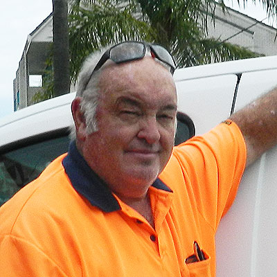 Alan Davis - Founder of Gold Coast & Brisbane Retaining Walls